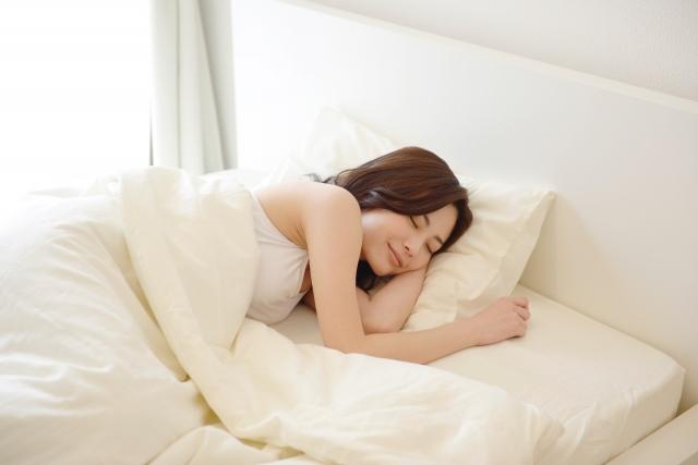 睡眠 プロテイン