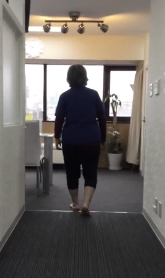 臀部の痛み 変形性股関節症