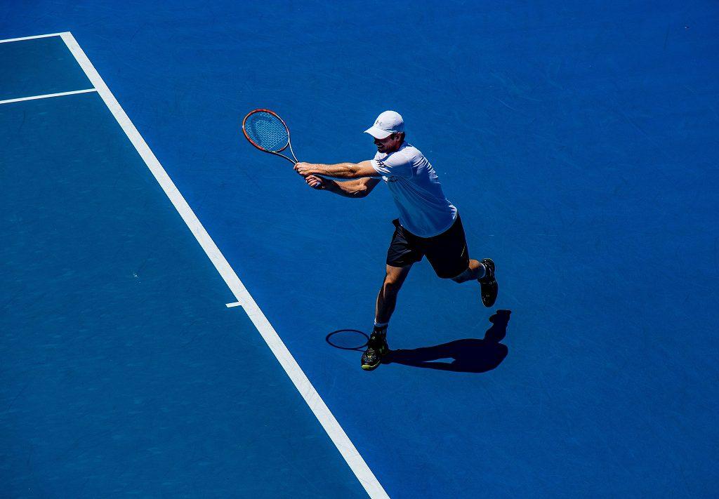 パワープレート テニス