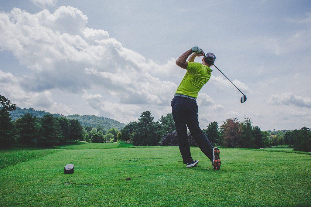 パワープレート ゴルフ