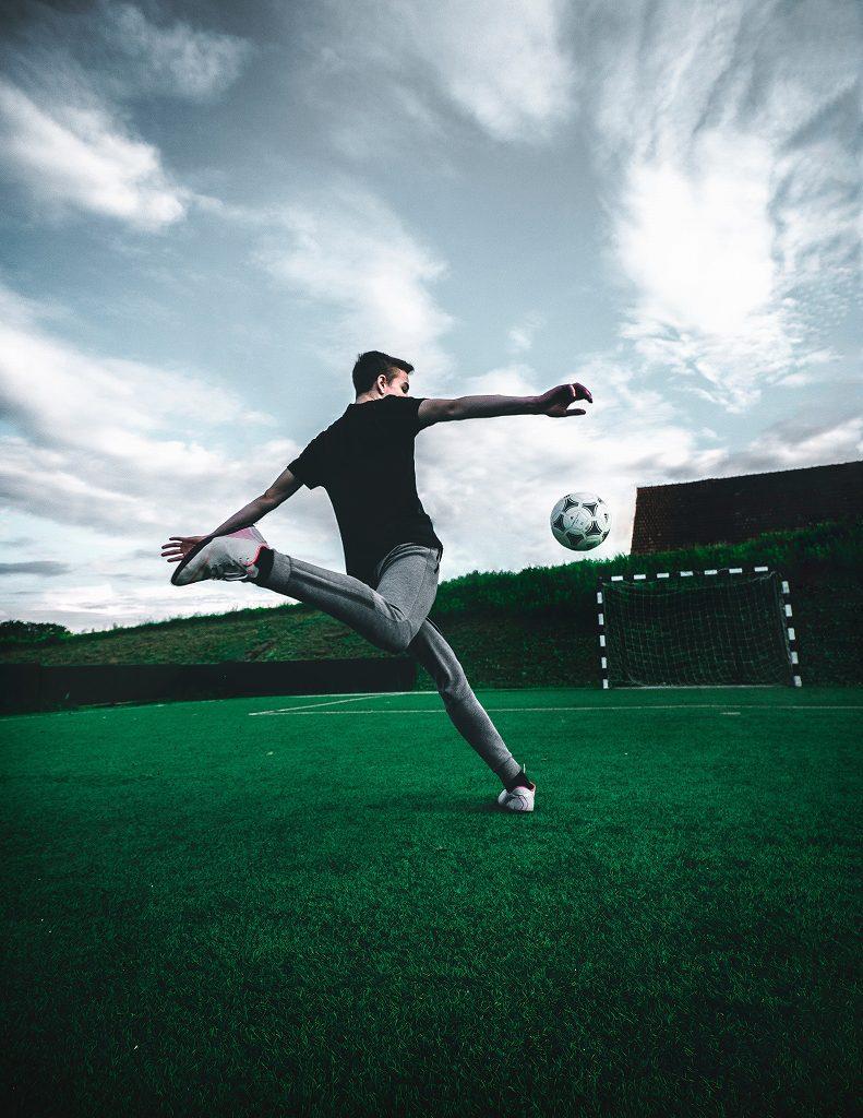 パワープレート サッカー